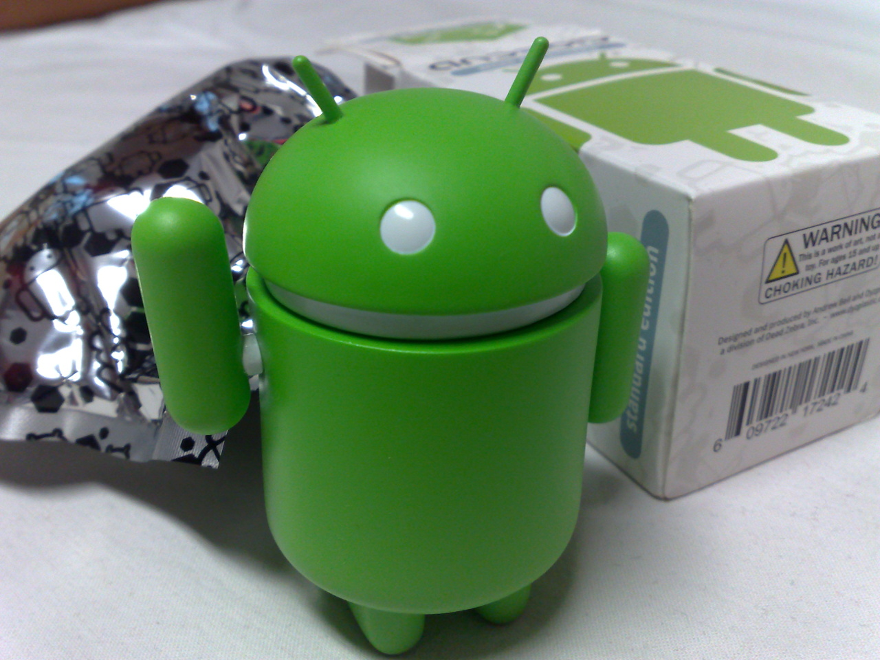 Android_green